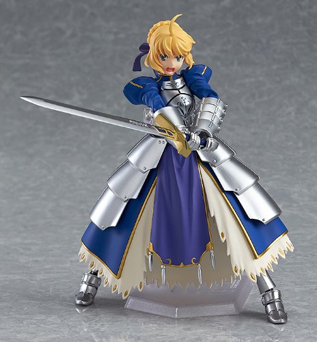 Image 4 for Fate/Stay Night - Saber - Figma #227 - 2.0 (Max Factory)