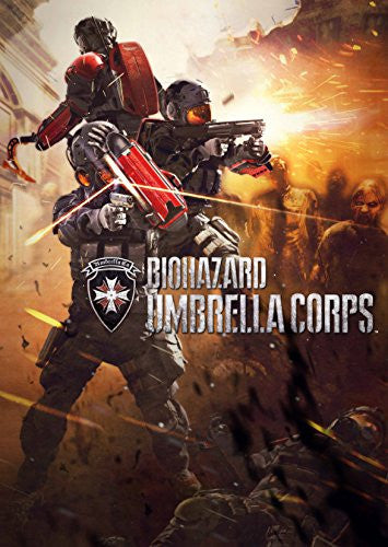 Image 1 for Biohazard Umbrella Corps - Limited Edition (incl. Download Code, Booklet, OST & Mousepad)
