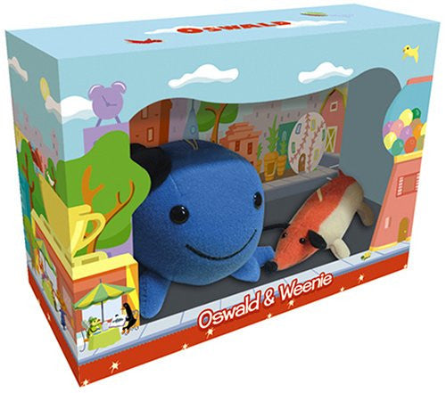 Image 1 for Oswald DVD Box