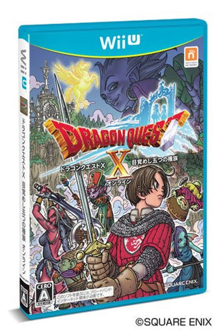 Image for Dragon Quest X Mezameshi Itsutsu No Shuzoku Online