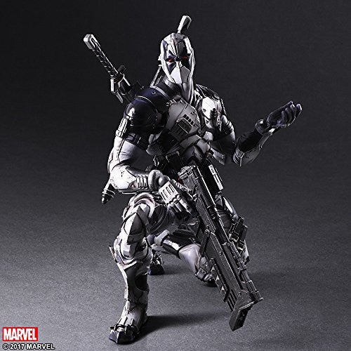 Image 4 for X-Force - Deadpool - Play Arts Kai - Variant Play Arts Kai - X-Force ver.