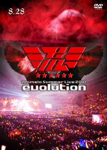 Image for Animelo Summer Live 2010 - Evolution 8.28