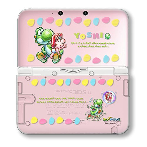 Image 2 for Body Cover for 3DS LL Yoshi's New Island (Type A)