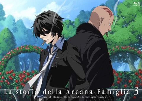 Image for La Storia Della Arcana Famiglia Vol.3 [Blu-ray+CD Limited Edition]