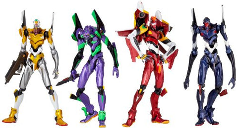 Image for Evangelion Shin Gekijouban - EVA-01 - Revoltech - Metallic Color (Kaiyodo)