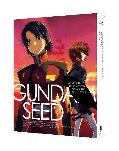 Image 2 for Mobile Suit Gundam Seed HD Remaster Blu-ray Box 3 [Limited Edition]