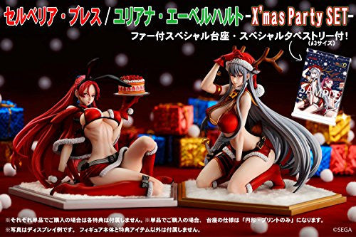 Image 9 for Senjou no Valkyria Duel - Juliana Eberhardt - Selvaria Bles - 1/7 - X'mas Party Set