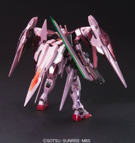 Image 5 for Kidou Senshi Gundam 00 - GN-0000 + GNR-010 00 Raiser - HG00 #42 - 1/144 - Trans-Am Mode, Gloss Injection Ver. (Bandai)