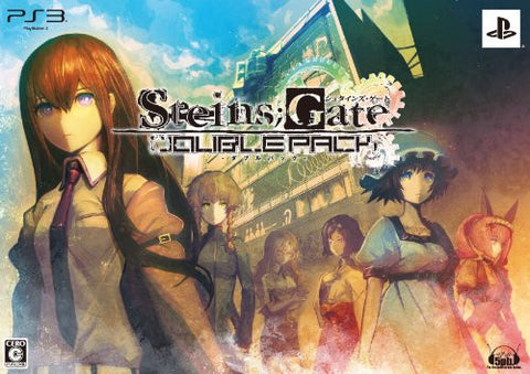 Image for Steins;Gate Double Pack