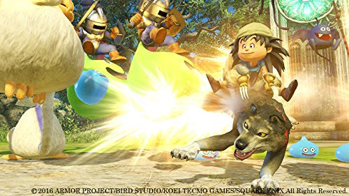 Image 3 for Dragon Quest Heroes II: Futago no Ou to Yogen no Owari