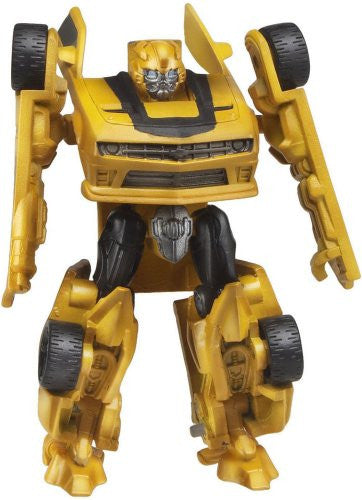 Image 4 for Transformers Darkside Moon - Bumble - Cyberverse - CV02 - Bumblebee & Mobile Battle Bunker (Takara Tomy)