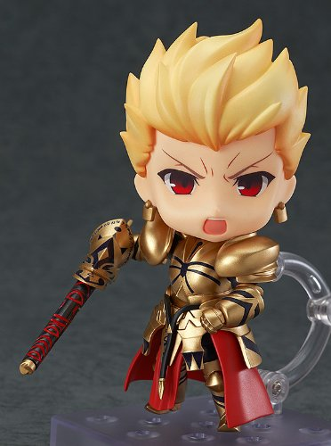 Image 5 for Fate/Stay Night - Gilgamesh - Nendoroid #410 (Good Smile Company)