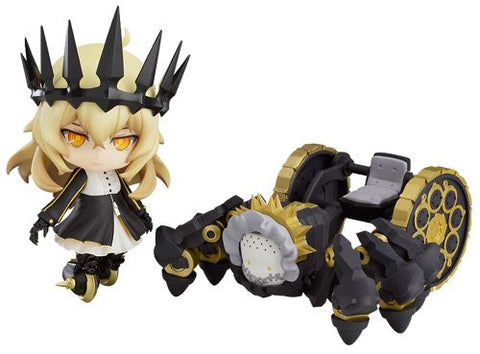 Image for Black ★ Rock Shooter - Chariot - Nendoroid #315 - TV Animation ver. (Good Smile Company)