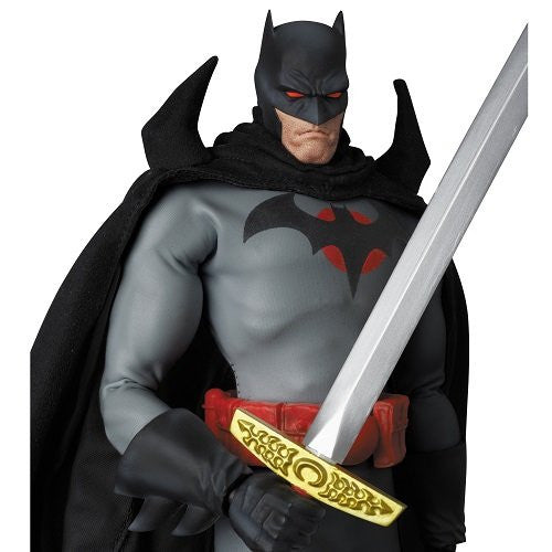 Image 3 for Flashpoint - Batman (Thomas Wayne) - Real Action Heroes #716 - 1/6 - Flashpoint Ver. (Medicom Toy)