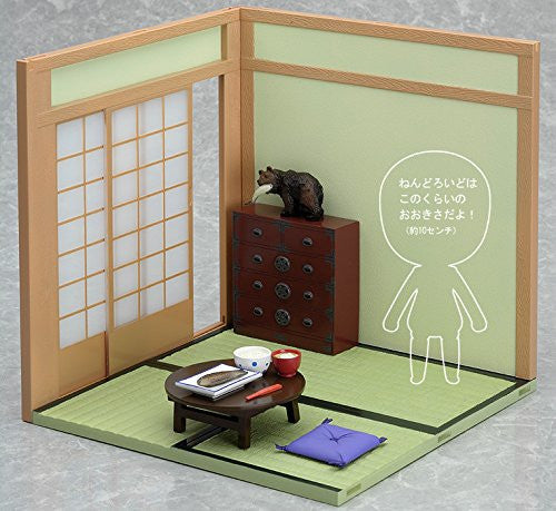Image 3 for Nendoroid Playset #02 - Japanese Life - Set A - Dining Set (Good Smile Company, Phat Company)