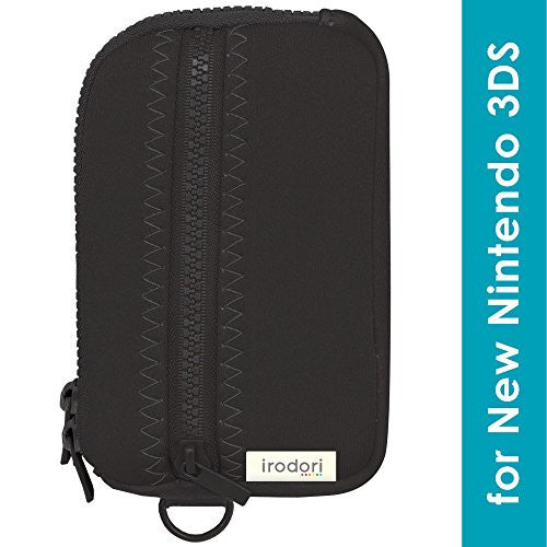 Image 2 for Cushion Pouch for New 3DS (Black)