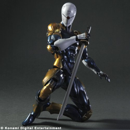 Image 6 for Metal Gear Solid - Cyborg Ninja - Play Arts Kai (Square Enix)