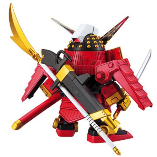Image 2 for SD Sengokuden Musha Shichinin Shuu Hen - Musha Gundam - SD Gundam BB Senshi #373 - Legend BB (Bandai)
