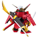 Thumbnail 2 for SD Sengokuden Musha Shichinin Shuu Hen - Musha Gundam - SD Gundam BB Senshi #373 - Legend BB (Bandai)