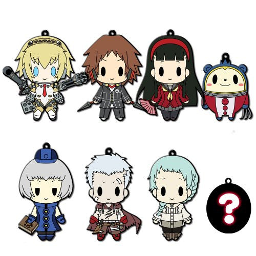 Image 1 for Persona 4 the Ultimate in Mayonaka Arena Rubber Strap Collection Vol.2