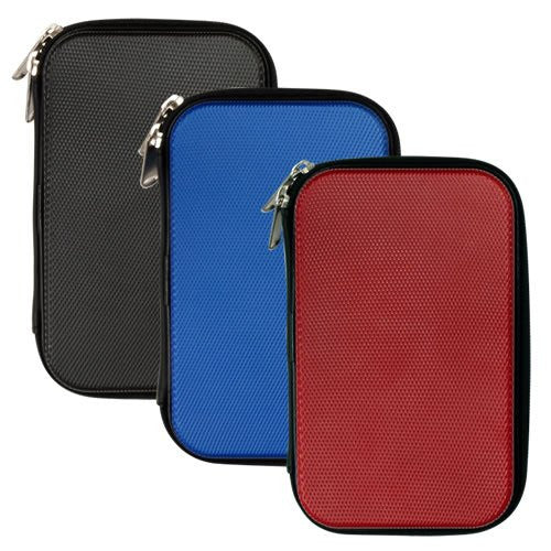 Image 6 for Strong Pouch for 3DS LL (Blue)