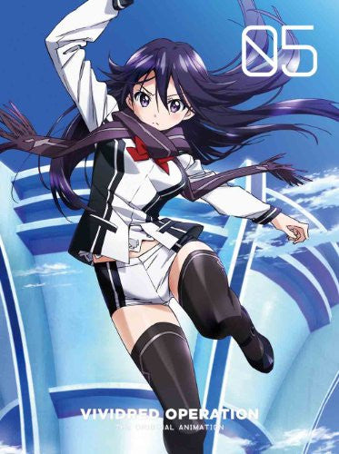 Vividred Operation Vol.5 [Blu-ray+CD Limited Edition]