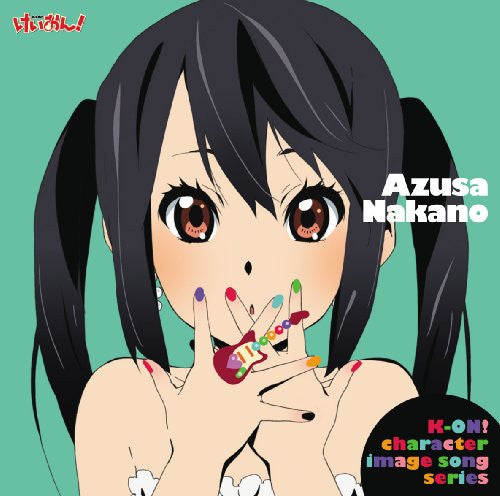 Image 1 for K-ON! character image song series Azusa Nakano