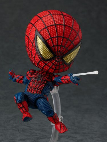Image 3 for The Amazing Spider-Man - Spider-Man - Nendoroid #260 - Full Action (Good Smile Company)