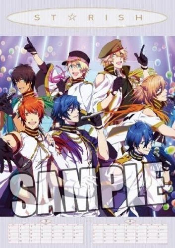 Image 3 for Uta no☆Prince-sama♪ - Maji Love 2000% - Wall Calendar (Broccoli)