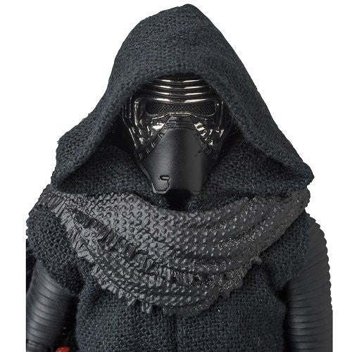 Image 7 for Star Wars - Star Wars: The Force Awakens - Kylo Ren - Mafex No.027 (Medicom Toy)