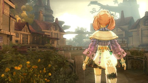 Atelier Escha & Logy: Tasogare no Sora no Renkin Jutsushi (Playstation 3 the Best)