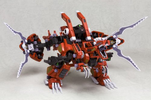Image 12 for Zoids - EZ-034 Geno Breaker - Highend Master Model - 1/72 - Raven custom (Kotobukiya)