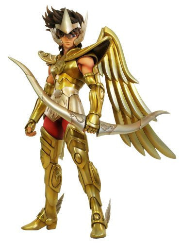 Image 1 for Saint Seiya - Sagittarius Aiolos - Sagittarius Seiya - Super Figure Art Collection (Medicos Entertainment)