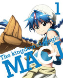 Thumbnail 2 for Magi: Kingdom Of Magic Vol.1 [Limited Edition]