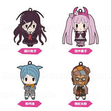 Thumbnail 3 for Zettai Zetsubou Shoujo Danganronpa Another Episode - D4 Series Rubber Strap Collection Vol.2 Box