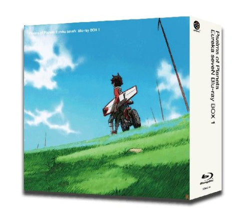 Image for Koukyoushihen Eureka Seven Blu-ray Box 1 [Limited Edition]