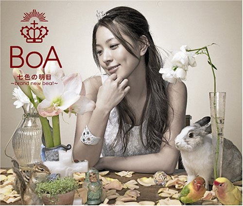Image 1 for Nanairo no Ashita ~brand new beat~ / BoA [with DVD]