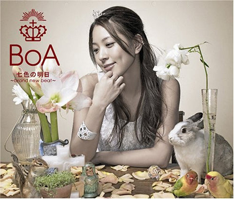 Image for Nanairo no Ashita ~brand new beat~ / BoA [with DVD]