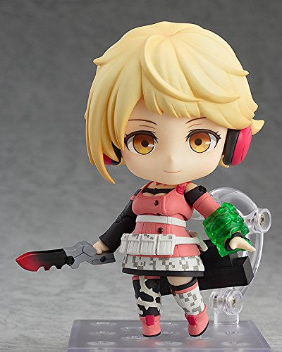 "Image 2 for Freedom Wars - Beatrice ""Lily"" Anastasi - Nendoroid #474 (Good Smile Company)"