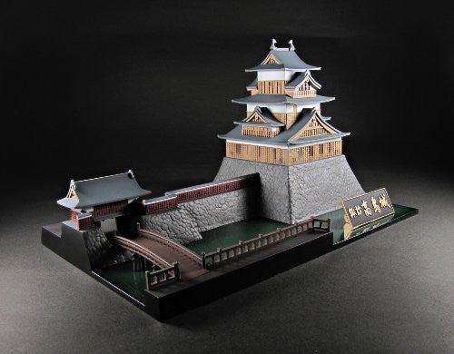 Image 3 for Takashima castle - 1/200 - Suwahime set - 01S (PLUM)