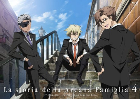 Image for La Storia Della Arcana Famigla Vol.4 [Blu-ray+CD Limited Edition]