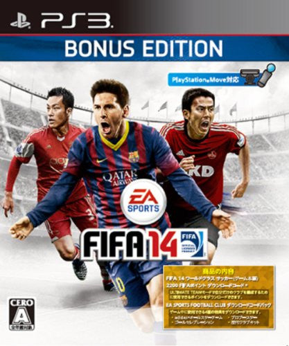 Image 1 for FIFA 14: World Class Soccer [Bonus Edition]