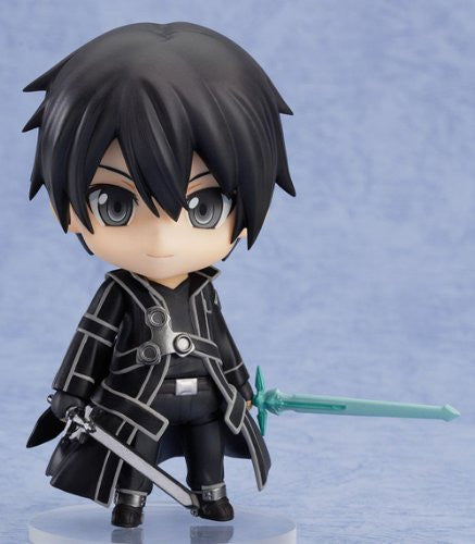 Image 3 for Sword Art Online - Kirito - Nendoroid #295 (Good Smile Company)