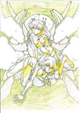 Thumbnail 2 for Groundwork Of Evangelion #2 Illustration Art Book