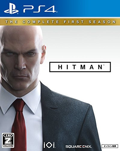 Image 1 for Hitman: The Complete First Season