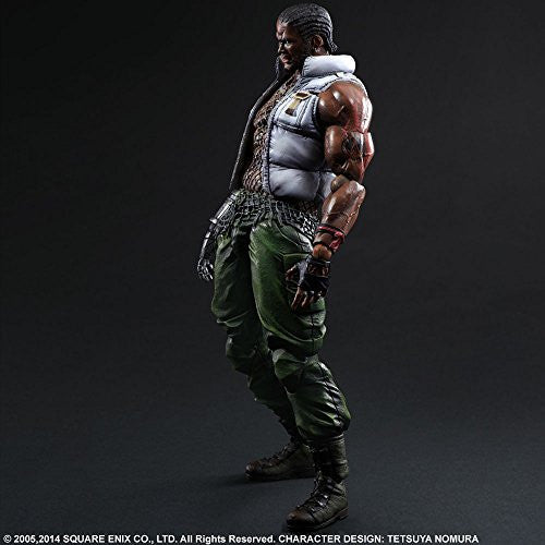 Image 4 for Final Fantasy VII: Advent Children - Barret Wallace - Play Arts Kai (Square Enix)
