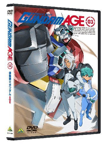 Image 2 for Mobile Suits Gundam Age Vol.3