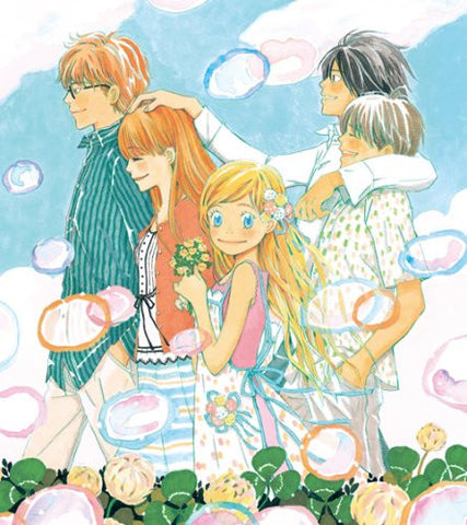 Image for Honey and Clover COMPLETE BEST