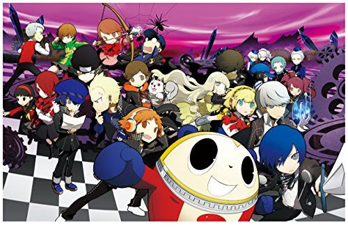 Image 5 for Persona Q: Shadow Of The Labyrinth Official Visual Material