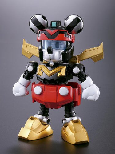 Image 2 for Disney - Daisy Duck - Donald Duck - Goofy - Mickey Mouse - Pluto - Chogokin - Chou Gattai King Robo Mickey & Friends (Bandai)